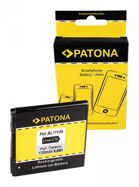 PATONA Akku f. HTC BA-S800 T328d HTC Desire X T328e T328t Desire V