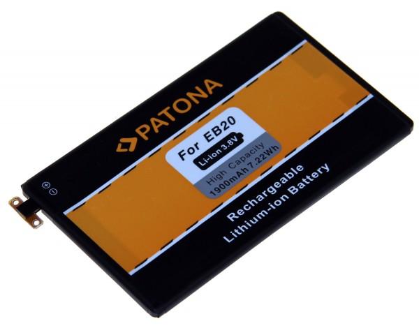 Akku f. Motorola Droid Razr Droid Razr SNN5899 SNN5899A SNN5910 SNN5910B von PATONA