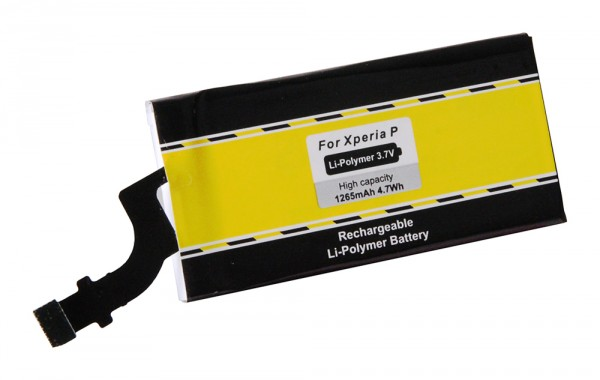 Akku f. Sony Ericsson XPERIA P (LT22i) Xperia LT221 P von PATONA