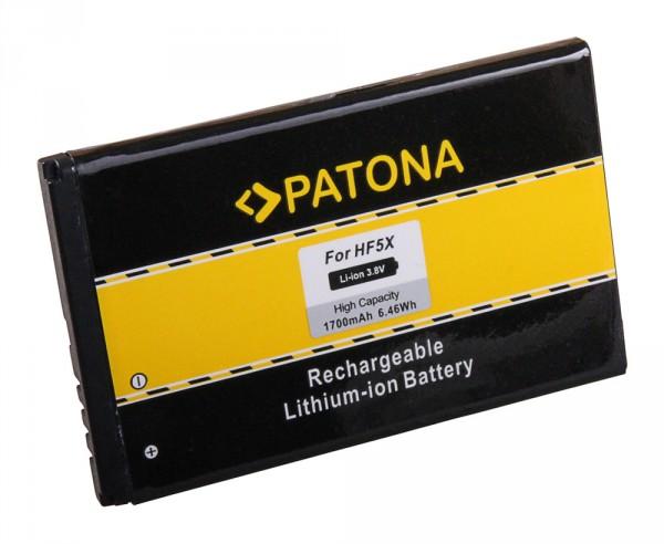 Akku f. Motorola DEFY + MB 526 Defy + Defy Plus Defy mini MB526 MB835 von PATONA