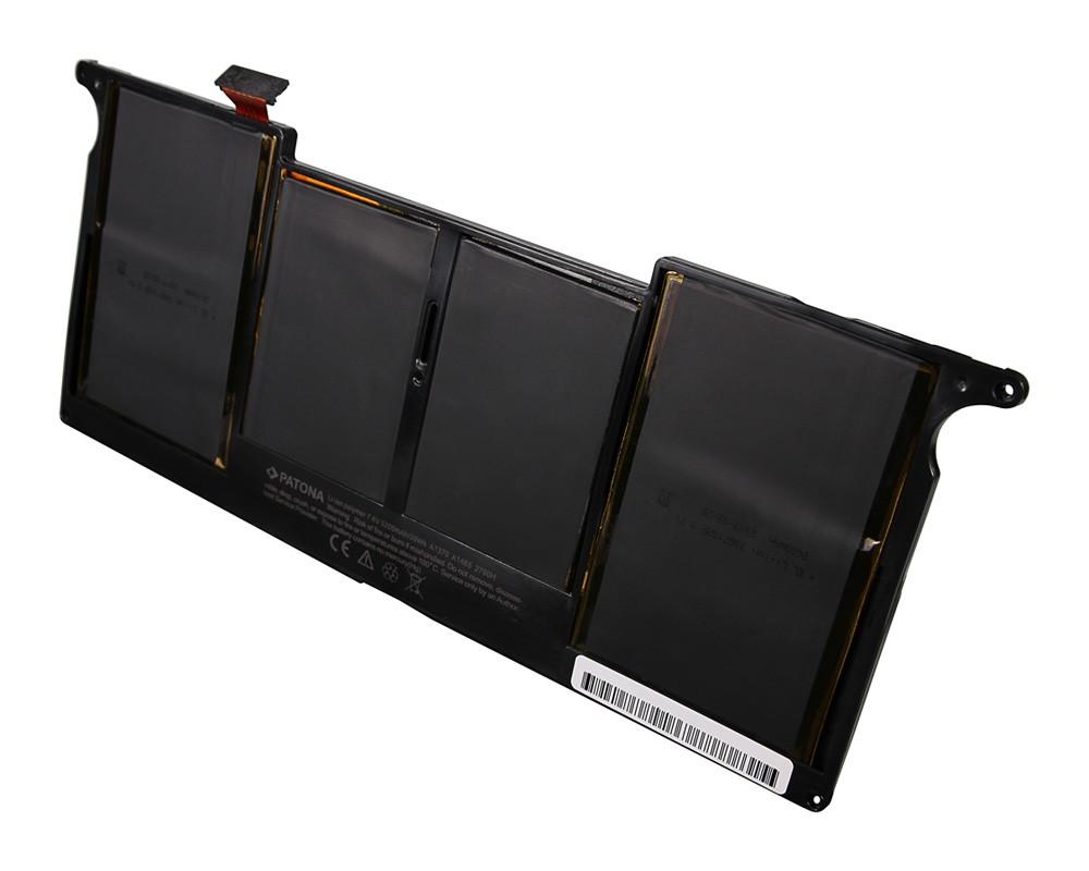 "Patona Apple MacBook Air 11"" A1370 A1465 MacBook Air 41 mid-2011 51 4400mAh utángyártott akkumulátor"