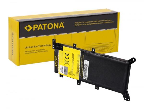 PATONA Akku f. Asus X555 Serie C21N1347 X555 X555L X555LA X555LB Serie X555LD Serie X555LF Serie