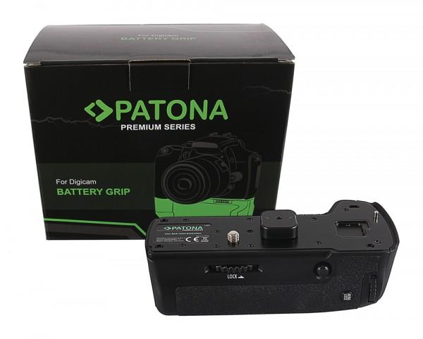 PATONA Premium Batteriegriff für Panasonic GH5 DMW-BGGH5RC für 1 x DMW-BLF19 Akku inkl. Fernbedienun
