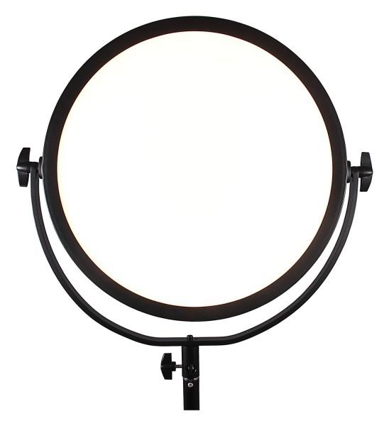 PATONA Premium LED sanftes Fotolicht Videolicht Fotoleuchte Videoleuchte SL-360ARC